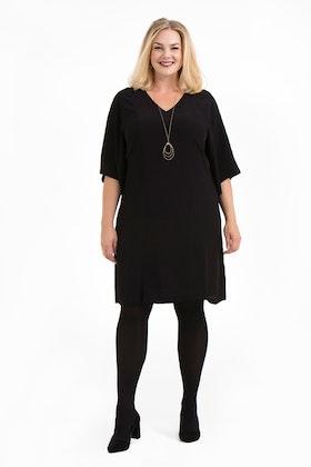 Julia klänning svart