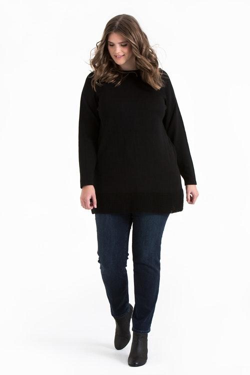 Lily sweater black
