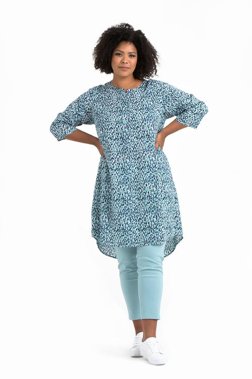 Lykke klänning/tunika Aqua blå