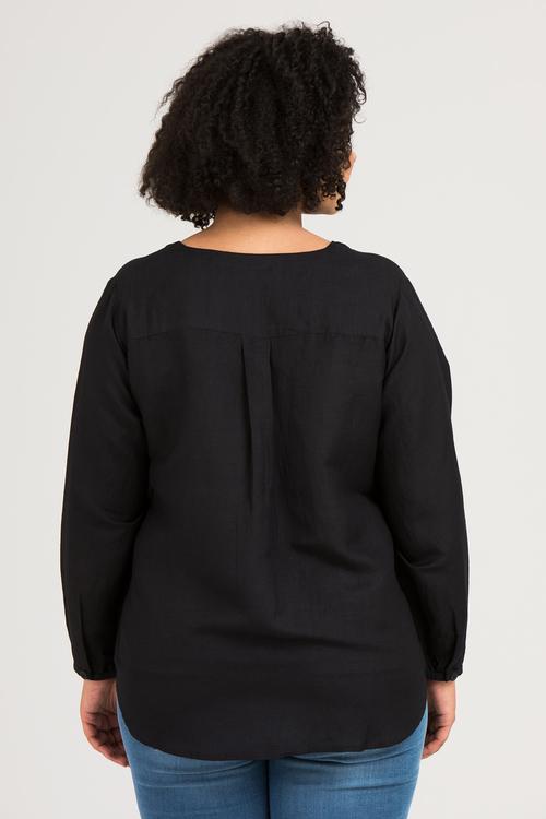 Cloe tunika svart