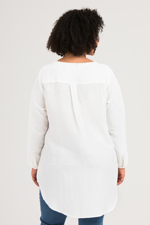 Cajsa skjorta vit