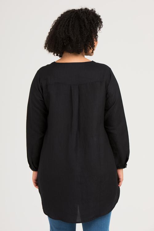 Cajsa skjorta svart