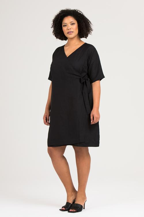 Cissi klänning svart