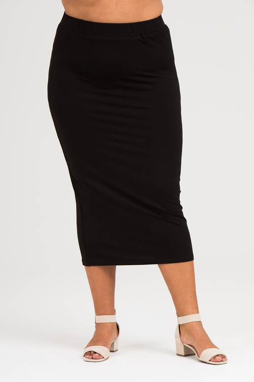 Liz kjol svart
