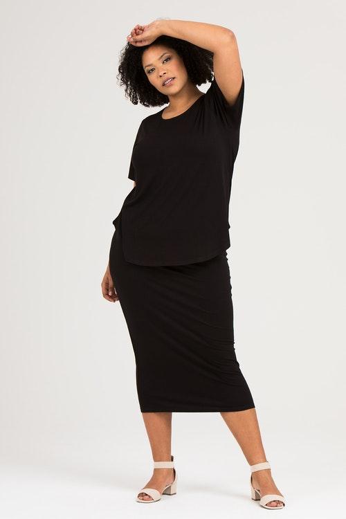 Liz skirt black