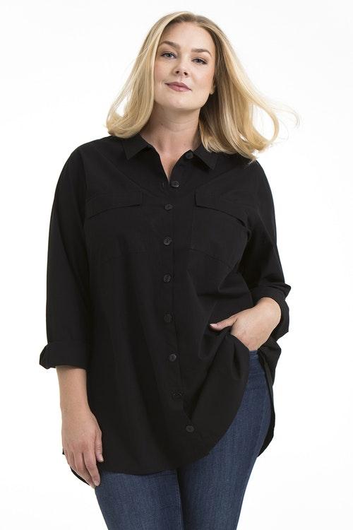 Sibel skjorta svart