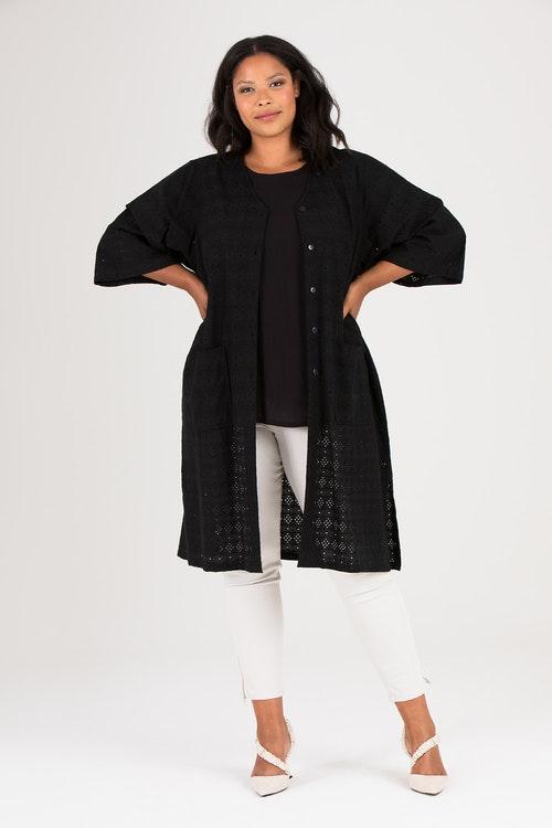 Malva kimono svart