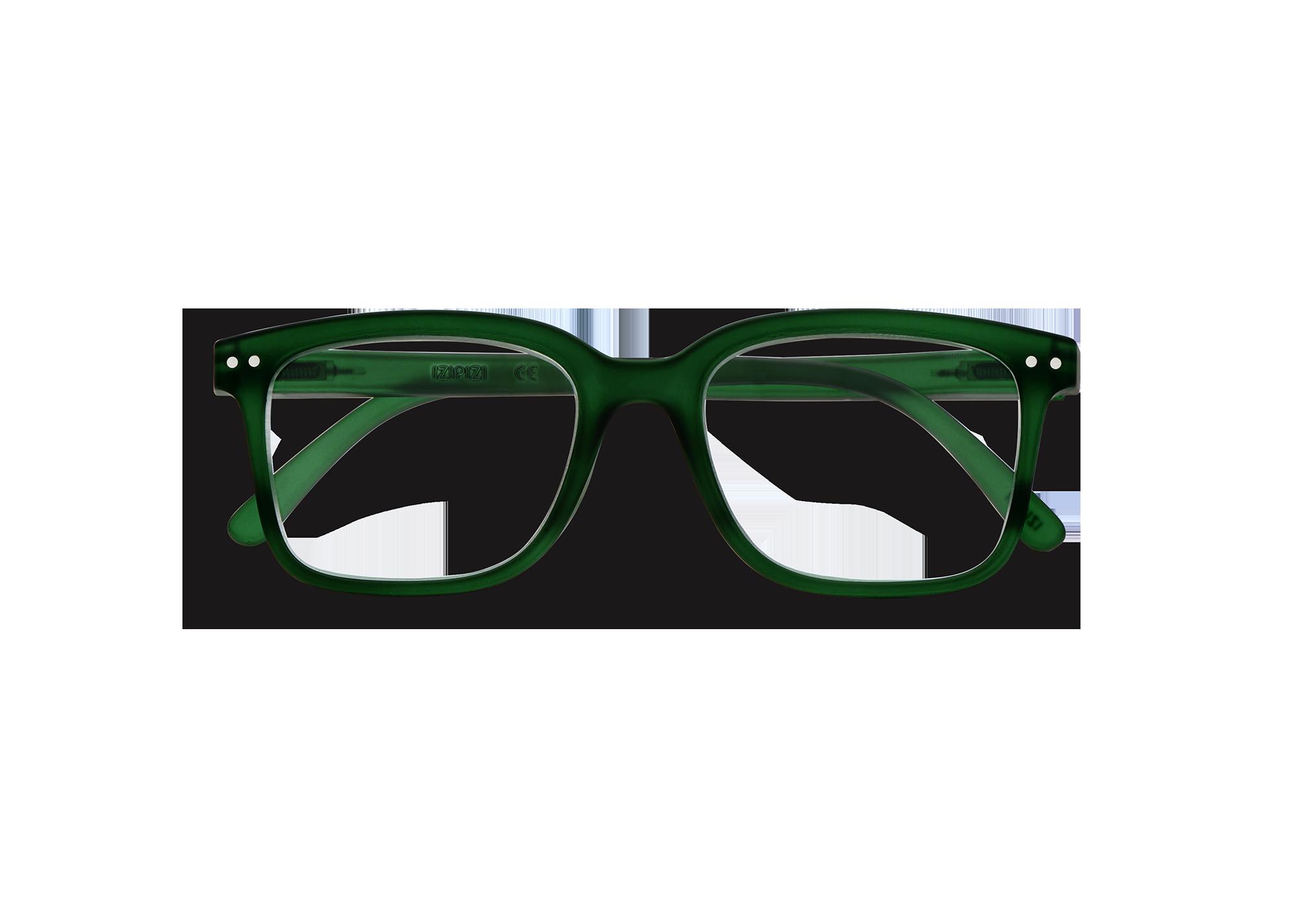 Läsglasögon Izipizi modell L grön