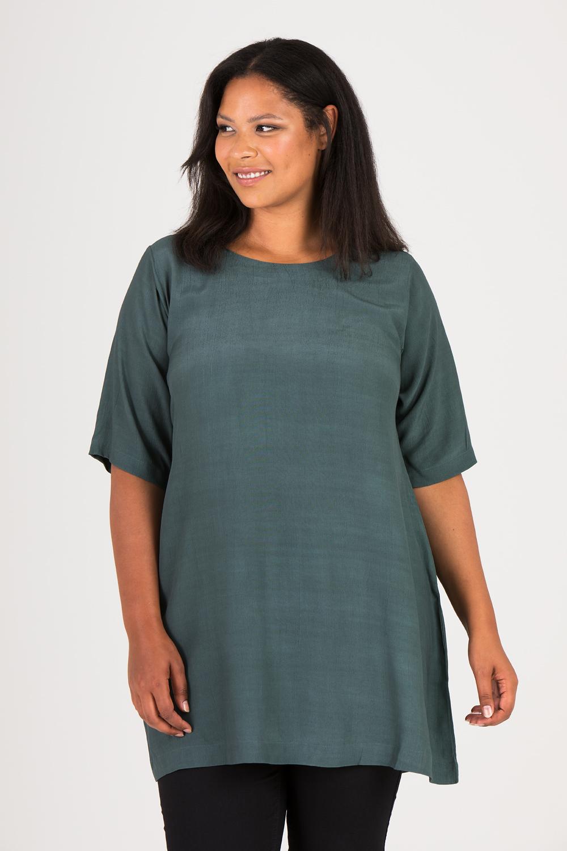 A tunika/klänning grön
