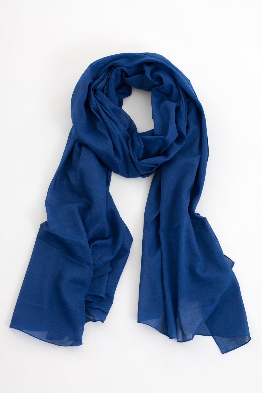 Jolly sarong/sjal blå