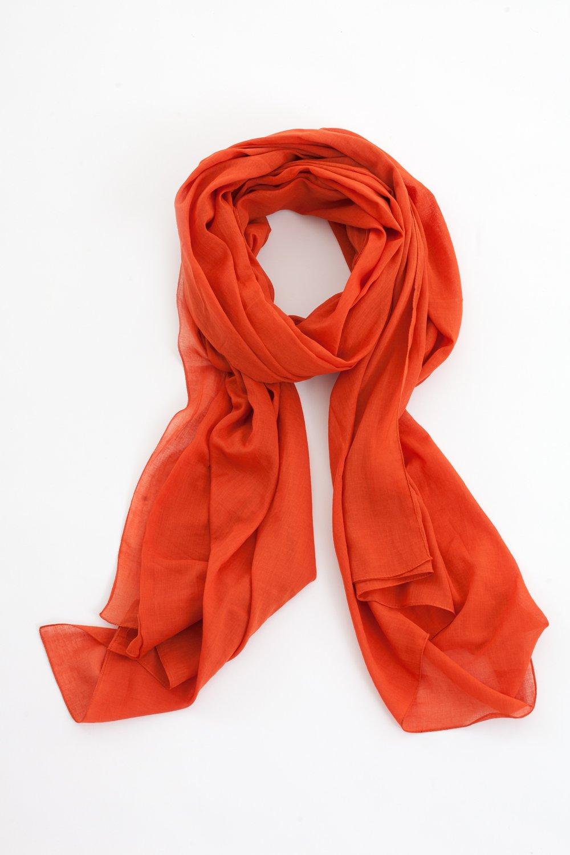 Jolly sarong/sjal orange