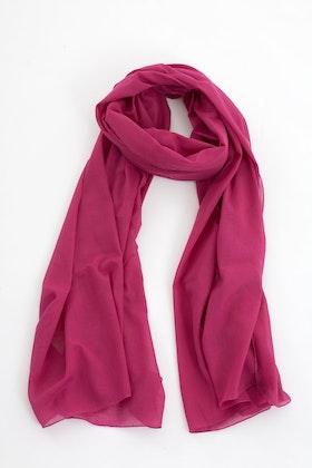 Jolly sarong/scarf cerise