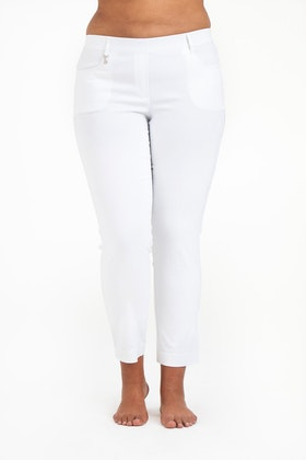 Pamela 4146 pants white