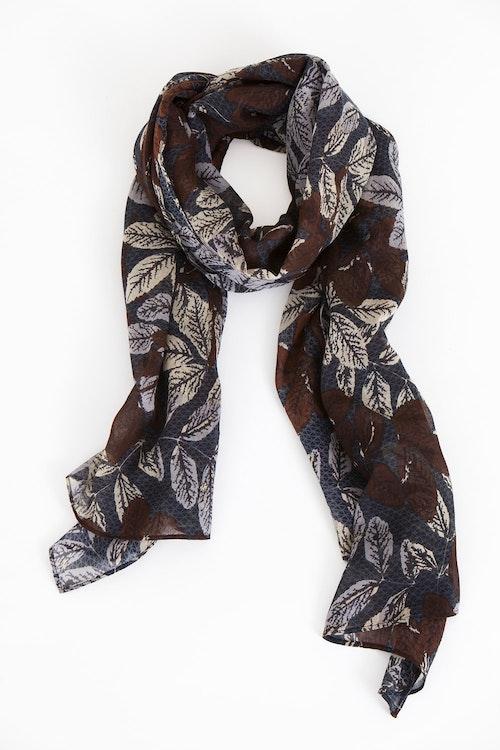 Blad scarf grey