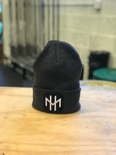Icon Beanie Charcoal