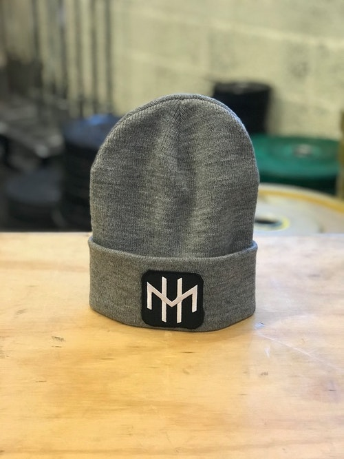 Icon Beanie Grey