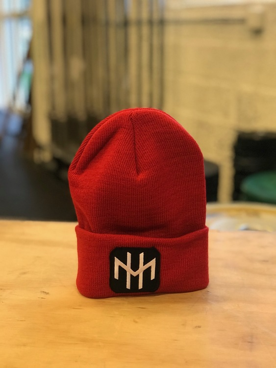 Icon Beanie Red