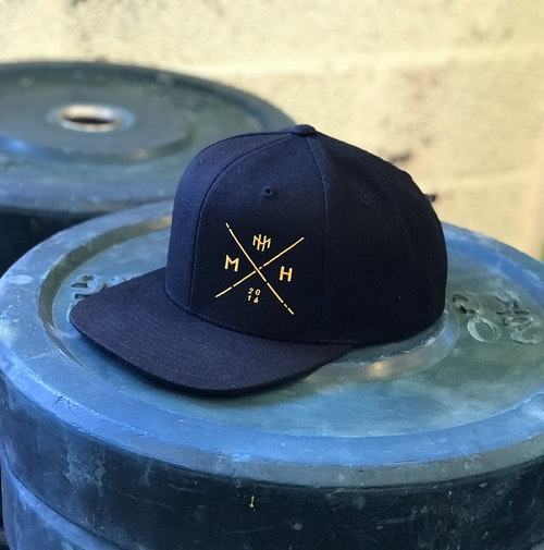 The X Snapback - PREORDER