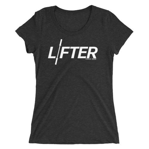 The Lifter Tee Girls