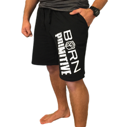 Born Primitive - The Rest Day Sweat Shorts Black