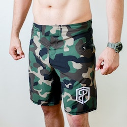 Born Primitive - American Defender Shorts 2.0 - Camo
