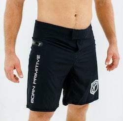 Born Primitive - American Defender Shorts 2.0 - Black