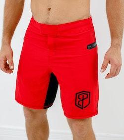 Born Primitive - American Defender Shorts 2.0 - Red