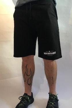 Jogger Shorts - Black