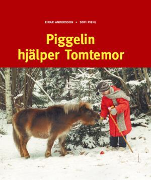 Bok Piggelin hjälper Tomtemor