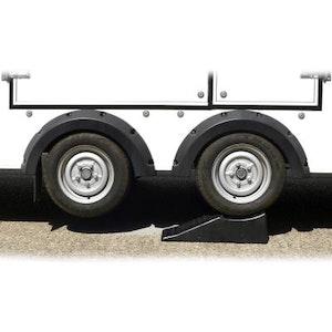 Ramp för däckbyte