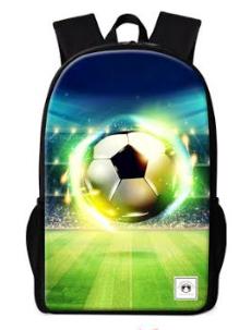 Ryggsäck fotboll