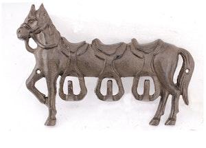 Hängare, häst