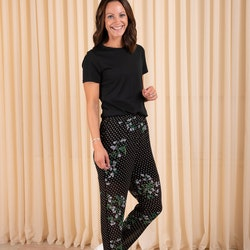 Rometty Georgette Pants GANNI