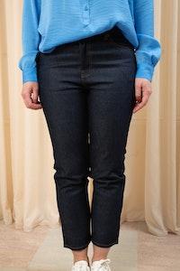 Edie Jeans Rinsed Blue  28-längd Dr Denim
