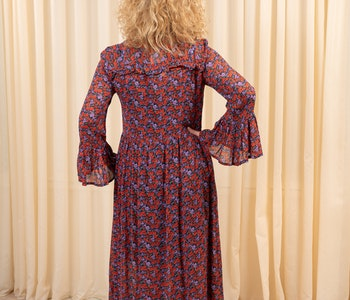 Rosanna Long Dress Gestuz