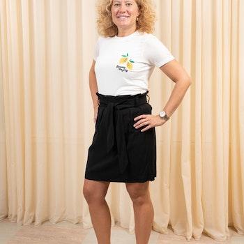 Strawberry Gilroy Skirt mbyM