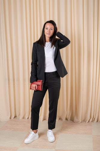 Sasha Cool Wool Blazer Filippa K