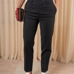 Emma Cropped Cool Wool Trouser Filippa K