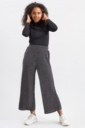 Abel Trousers Black Sparkle Dr Denim