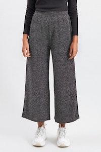 Abel Trousers Black Sparkle Dr Denim