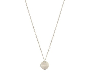 Minimalistica Breathe Necklace Syster P