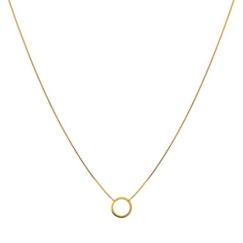 Minimalistica Ring Necklace Syster P