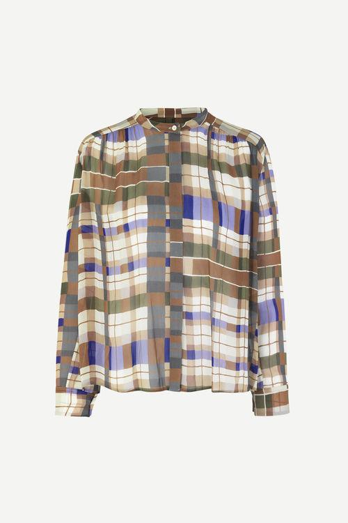 Elmy shirt aop 9695 Samsoe Samsoe