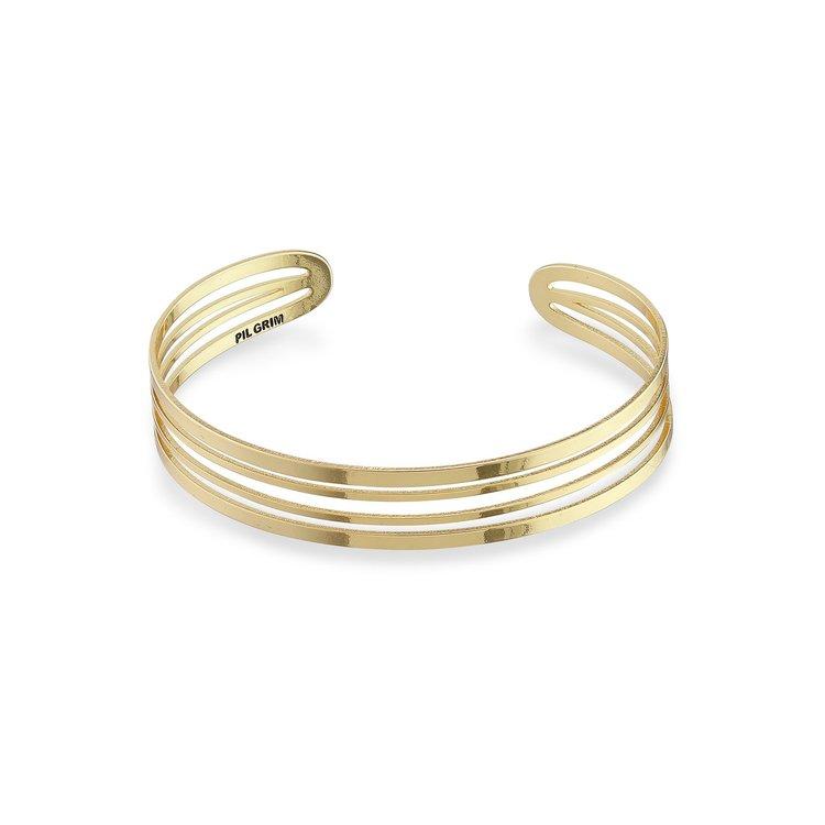 Frigg Armband Guld Pilgrim