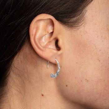 Earrings Valkyria Silver Pilgrim