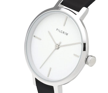 Christie Watch Silver Pilgrim