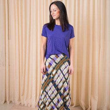 Alsop skirt aop 8325 Samsoe Samsoe
