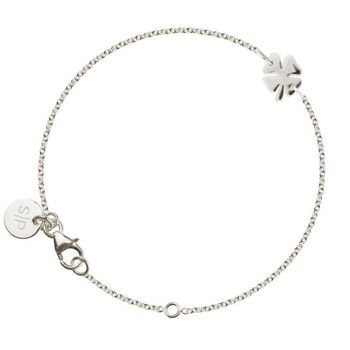 Bring Me Luck Bracelet Silver Syster P