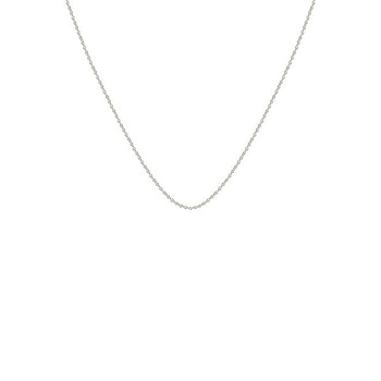 Beloved Short Oval Chain Silver Syster P