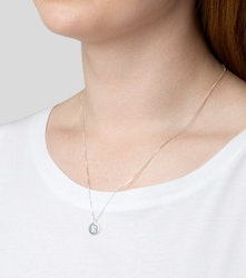 Beloved Medium Box Chain Silver